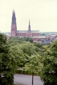 Uppsala Cathed